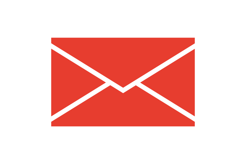 Direct Mail Icon and Link